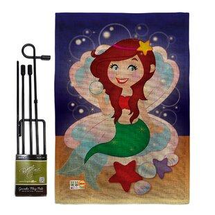 Mermaid Flags You Ll Love In 2020 Wayfair