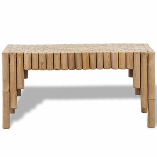 Cheval Bamboo Coffee Table ...
