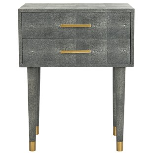 Onderdonk End Table by Willa Arlo Interiors