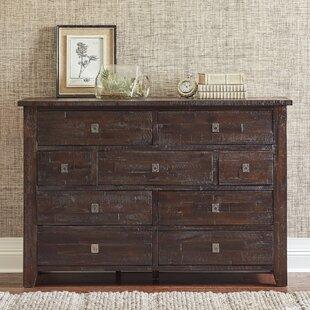 Cadwallader 9 Drawer Dresser