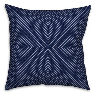 Kerstetter Modern Geo Throw Pillow