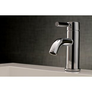 Kingston Brass Kaiser Single Handle Deck Mount Bathroom Faucet Image