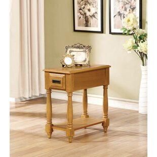Julissa End Table by Alcott Hi..