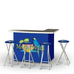 Online Purchase Margaritaville 5-Piece Bar Set Best Price