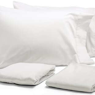 Anderson Harwood Organic 300 Thread Count Cotton Sheet Set