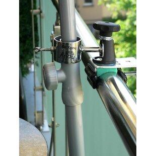 Shrader Metal Umbrella Base By Freeport Park