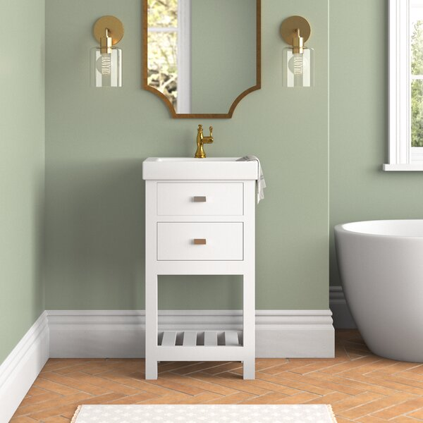 18 Inch Bathroom Vanity Joss Main