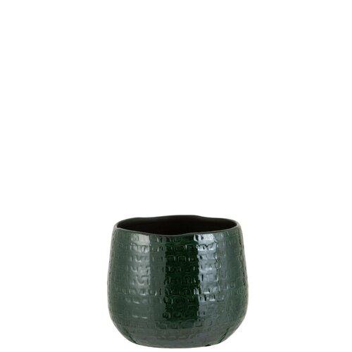 Übertopf Barnstable aus Keramik World Menagerie | Garten > Pflanzen > Blumentöpfe | World Menagerie