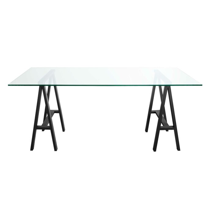 Superb Brady Glass Desk Pdpeps Interior Chair Design Pdpepsorg