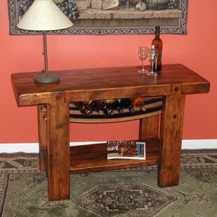 Russian River Console Table By 2 Day Designs, Inc