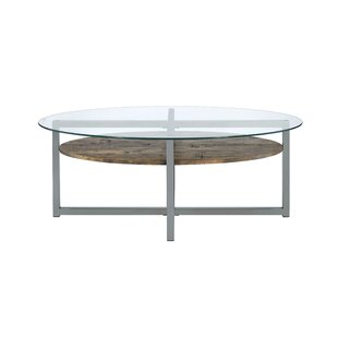 Hilderbrand Coffee Table with Tray Top