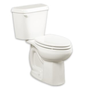 American Standard Cadet 1.6 GPF Elongated Two-Piece Toilet
