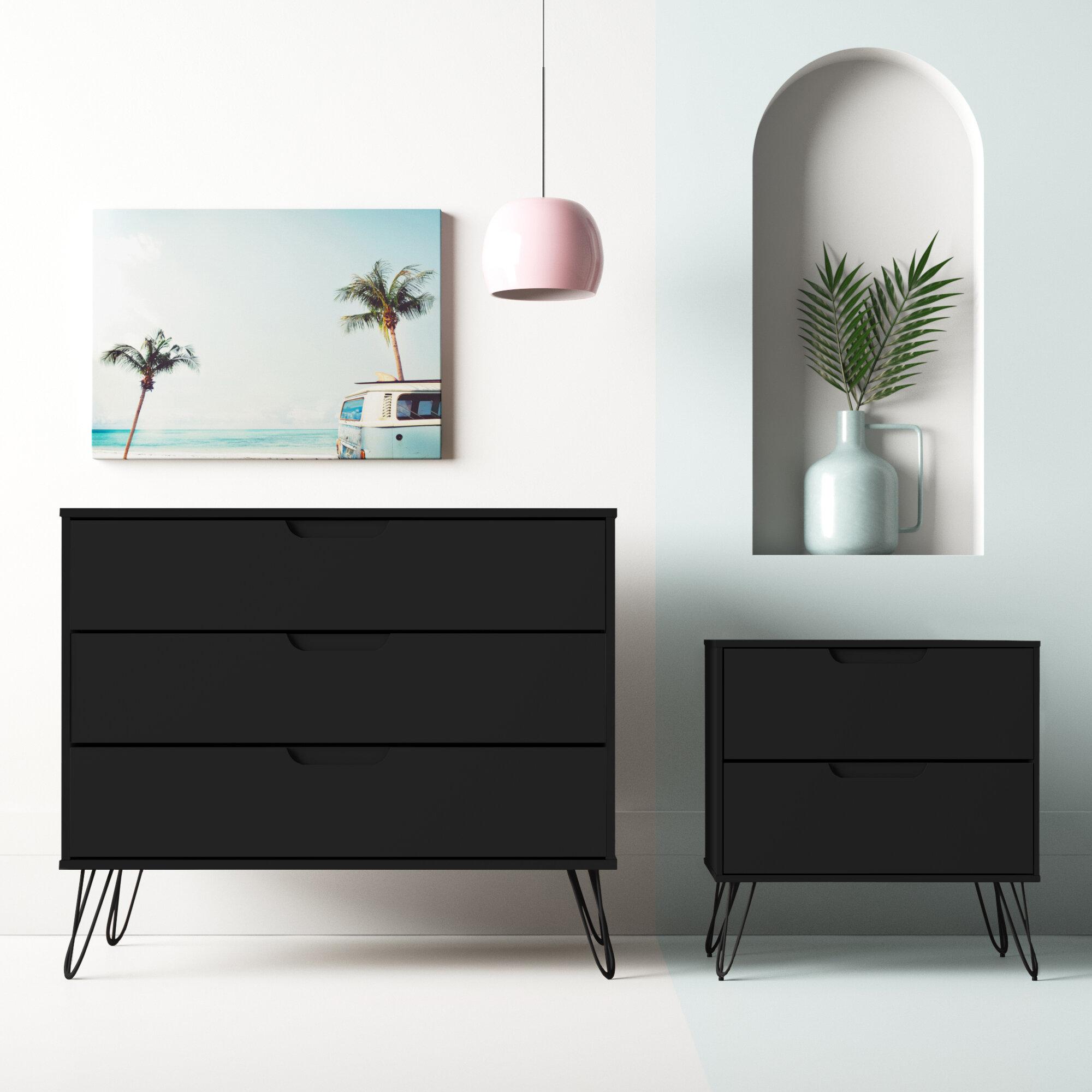 Black Bedroom Sets Free Shipping Over 35 Wayfair