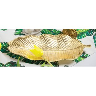 Banana Decorative Plate