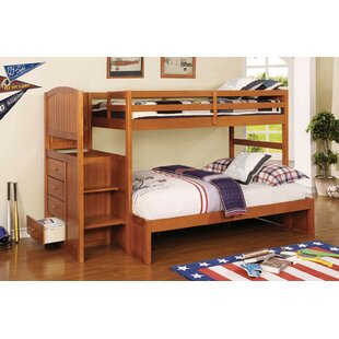 Moses Twin Over Full Bunk Bed