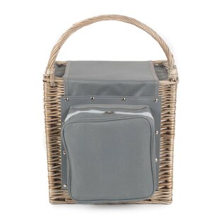 Chill Beach Picnic Basket By Union Rustic