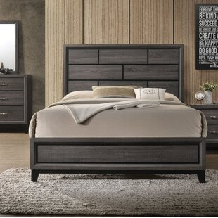 Beare Panel Bed