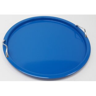 Forman Enameled Galvanized Serving Tray