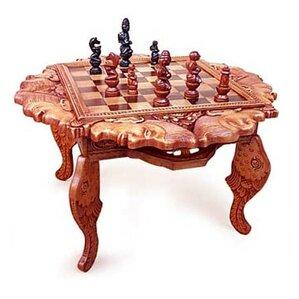 Chess Board Table | Wayfair