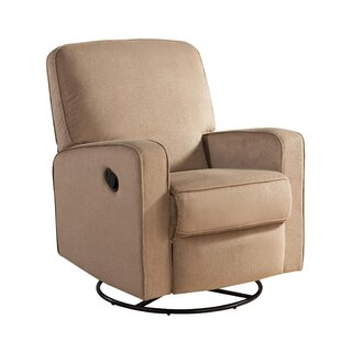 Aikenvale Reclining Swivel Glider by Mack & Milo Today Sale Only