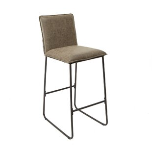 Seifert Exposed Frame Square Back 29 Bar Stool by Williston Forge