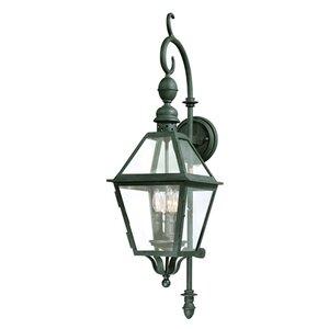 Theodore 3-Light Outdoor Wall Lantern