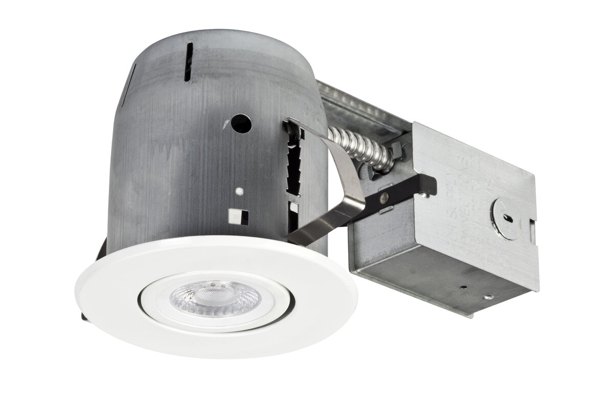 Utilitech Recessed Lighting Installation Instructions