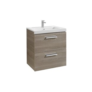 Prisma 59cm Wall Mounted Vanity Unit Base By Roca