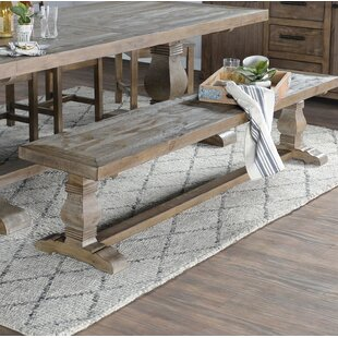 Wooden Bench For Kitchen Table Kitchen dining benches styles for your home joss main gertrude wood bench workwithnaturefo
