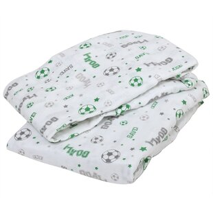 Calin Fitted Crib Sheets (Set of 2) ByHarriet Bee