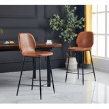Leftwich 26 Counter Stool (Set of 2) by Williston Forge
