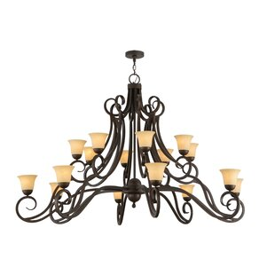 Glass Red Chandeliers You Ll Love In 2021 Wayfair