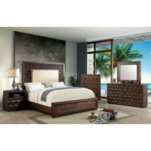 Ashlock Upholstered Panel Bed