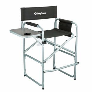 Kingcamp Portable Folding Director Chair
