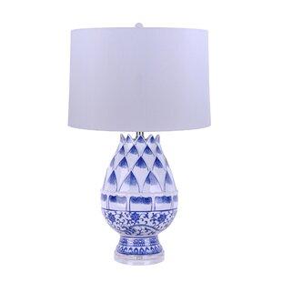 Selig Ceramic Artichoke 25 Table Lamp