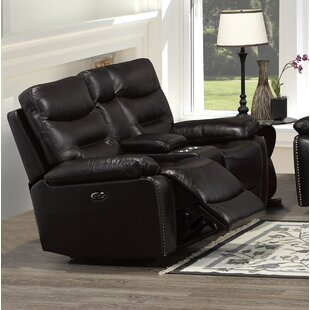Arecibo Reclining Loveseat by Red Barrel ..
