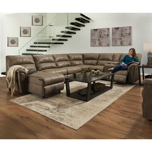 Price Check Aramantha Reclining Sectional by Red Barrel Studio Reviews (2019) & Buyer's Guide