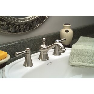 Sonoma Widespread Bathroom Faucet with Cold and Hot Handles ByPremier Faucet