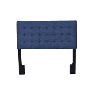 West Highland Upholstered Panel Headboard by Highway To Home