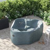Aquarest Spas, Powered By Jacuzzi® Pumps 2 - Person 20 - Jet Oval Plug And Play Hot Tub