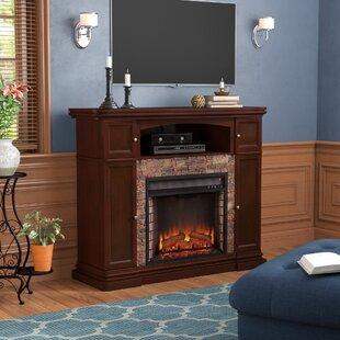 Boyer Media Electric Fireplace By Kitsco