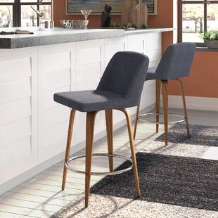 Laureen 26 Bar Stool (Set of 2) Corrigan Studio