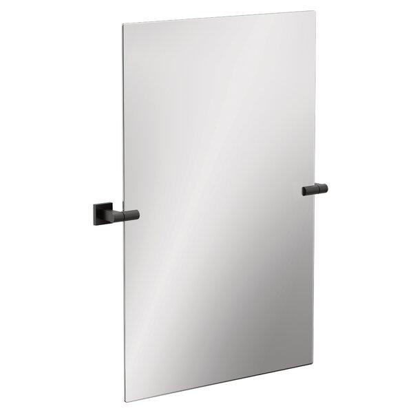 Moen Triva Pivoting Adjustable Modern And Contemporary Bathroom Vanity Mirror Reviews Wayfair