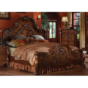 Serena Panel Bed by Astoria Grand