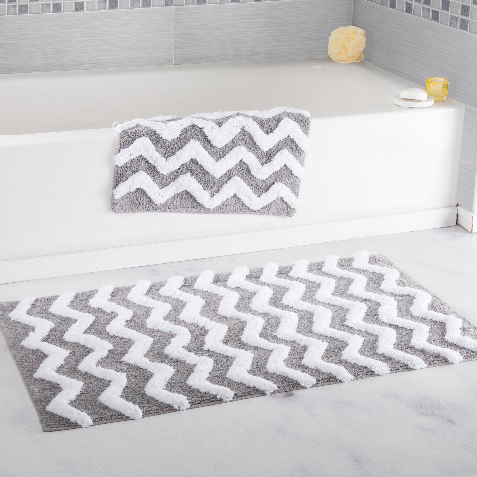 Fantastic Oversized Bathroom Rugs Bath Linens Wayfair Download Free Architecture Designs Lectubocepmadebymaigaardcom
