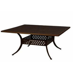 California Outdoor Designs La Jolla Dining Table