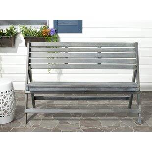 Mignardise Wooden Garden Bench