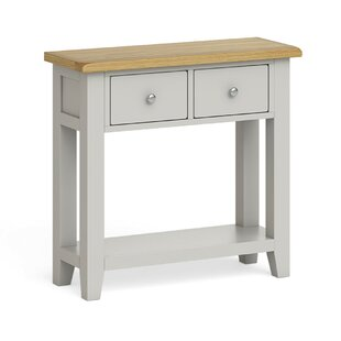 Fidel Console Table By Brambly Cottage