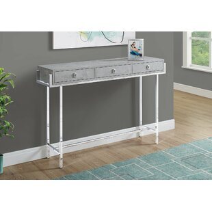 Savings Harlem Console Table By Mercer41