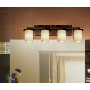 Brayden Studio Salinas 4-Light Vanity Light